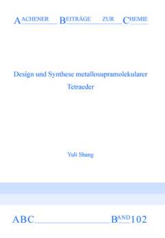 Aachener Beiträge zur Chemie – Band 102