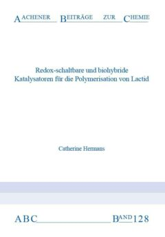 Aachener Beiträge zur Chemie – Band 128