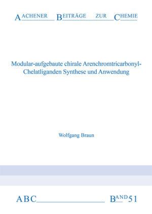 Aachener Beiträge zur Chemie – Band 51
