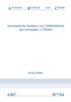 Aachener Beiträge zur Chemie – Band 84