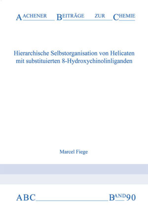 Aachener Beiträge zur Chemie – Band 90