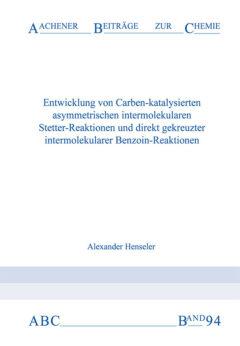Aachener Beiträge zur Chemie – Band 94