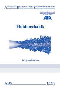 Fluidmechanik – Skript des Aerodynamischen Instituts der RWTH Aachen